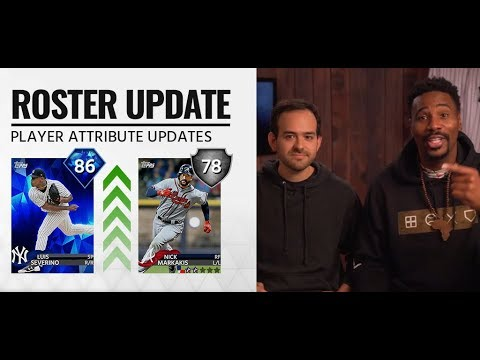 MLB The Show 18 Roster Update 5/11