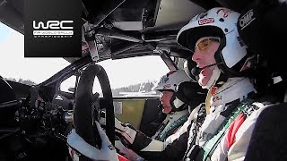 WRC 2018: Jari-Matti Latvala ahead of Rally Sweden