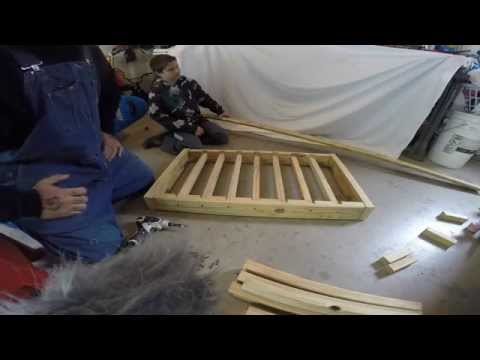 GoPro 3+ DIY Bicycle storage rack