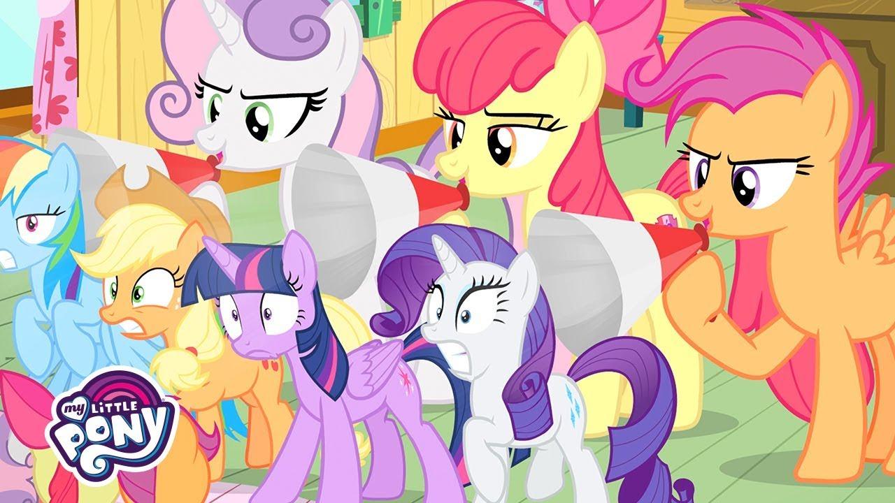 My Little Pony Season 9 💛 Growing Up Is Hard to Do | MLP Season 9