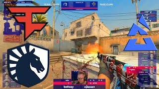 EPIC FINAL!! - FaZe vs Liquid - BLAST Premier Spring Series 2020