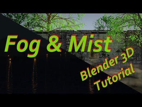 Blender Tutorial - Fog and Mist