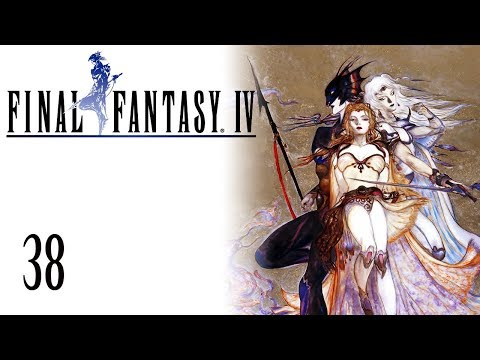 Final Fantasy IV (SNES) Part 38 - Sealed Weapons