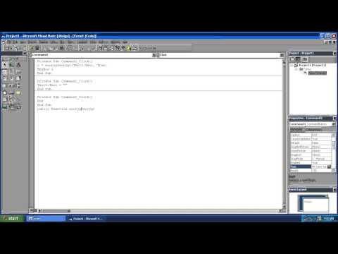 Visual Basic 6.0 Encrypt and Decrypt