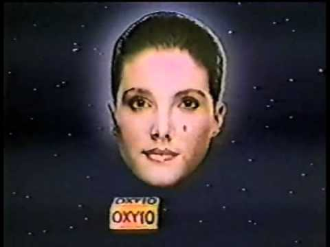 Oxy 10 Zit Cream Commercial 1982 - Face Invaders
