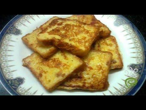 Meetha bread recipe- sweet bread- a kind of shahi tukra recipe- recipe in hindi
