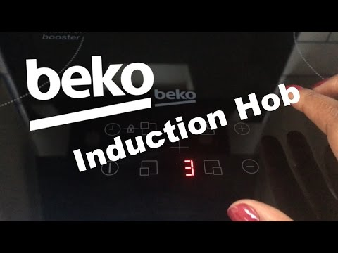 How to Unlock a Beko Induction Hob