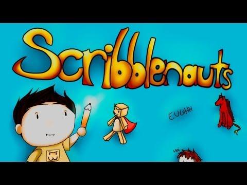 Scribblenauts Unlimited Wii U - Part 2 - Accidental Zombie Apocalypse