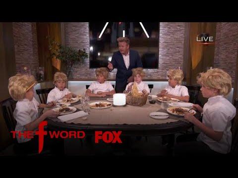 Gordon Ramsay Meets His Mini-Me's   Season 1 Ep. 11   THE F WORD