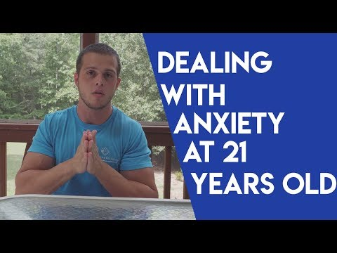 How to Deal With Anxiety | Helping Someone With Anxiety