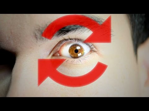 How to Rotate Your Eyes
