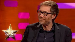 Stephen Merchant's Dad Taught Him To Steal   The Graham Norton Show