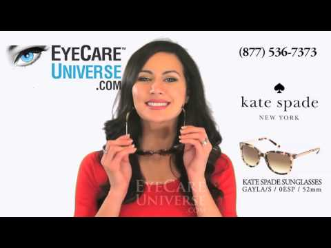 Kate Spade Gayla/S Camel Tortoise 0ESP 52mm Extended review