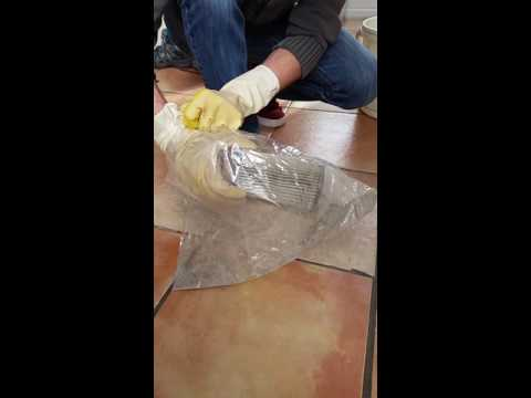 How to clean a HEPA filter for a Vax vacuum cleaner