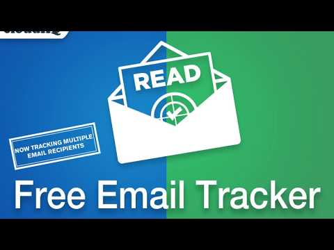 NEW👉 Now Tracking Multiple Email Recipients! Free Email Tracker
