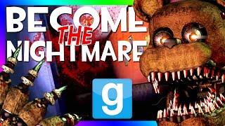 Garry's Mod (GMod) Five Nights at Freddy's (FNAF) 4