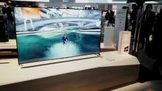 Sony @ CES 2015 - televisions