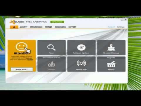 How to get Avast Antivirus Pro - Avast Antivirus Pro 2014 v9.0.2008 Free Download