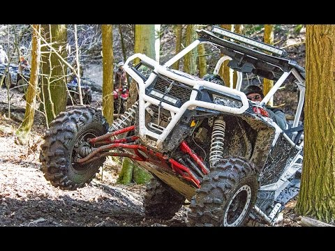 Xxx Mp4 What Goes Up Must Come Down SXS Amp ATV Off Road Trail Riding Polaris Vs Can Am 3gp Sex