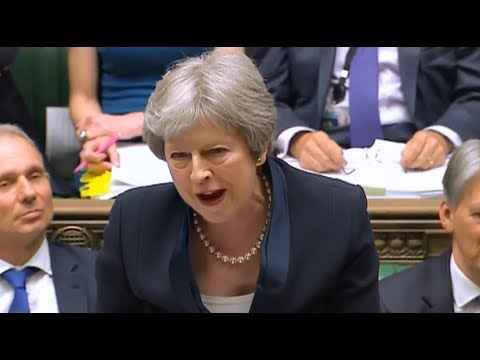 Prime Minister's Question Time - 23 May 2018