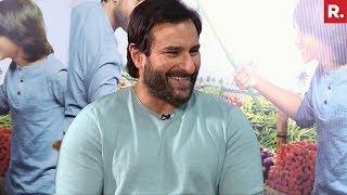 Saif Ali Khan Speaks To Republic TV On