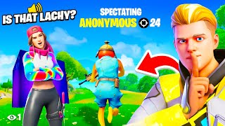 I Went UNDERCOVER in Loserfruit's Game!