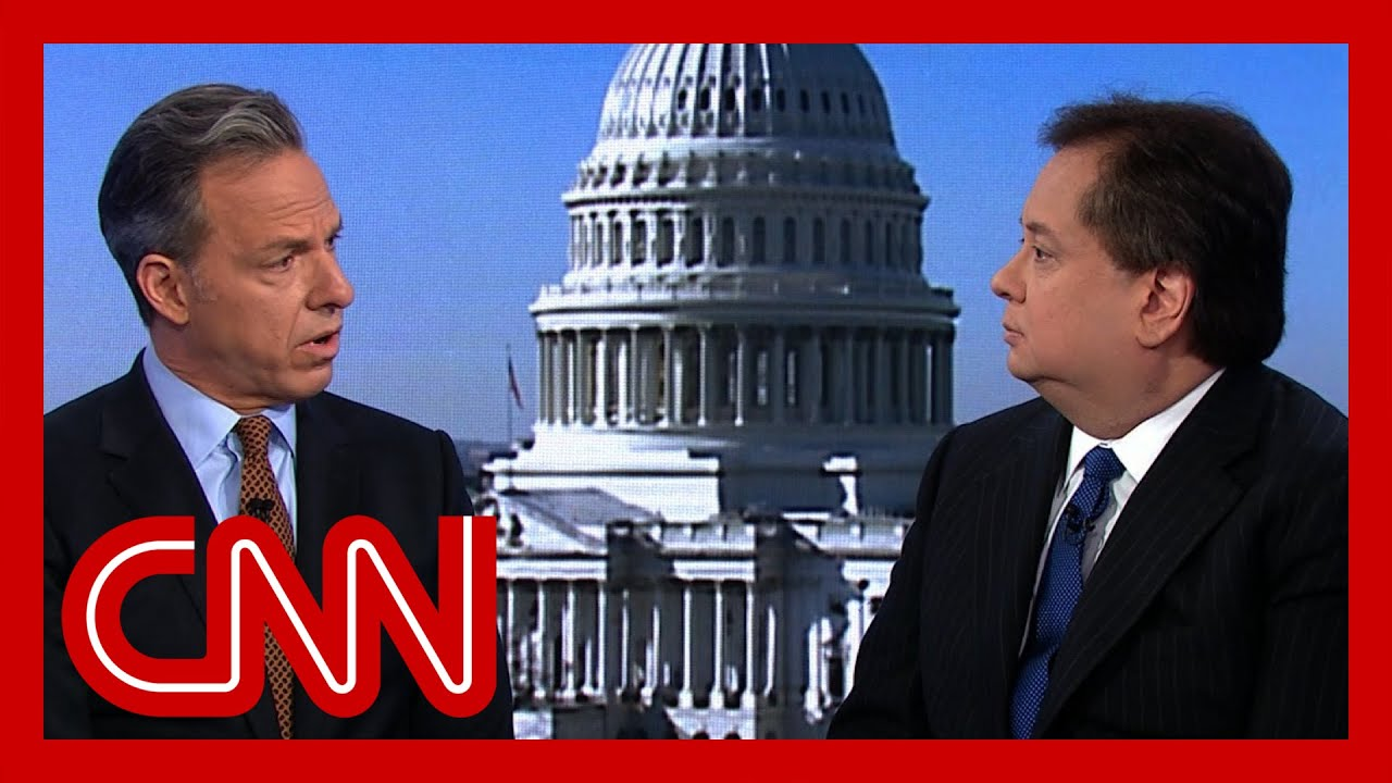 George Conway on Trump's defense: What are they afraid of?