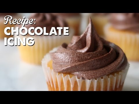 How to Make Rich Chocolate Icing | A Thousand Words