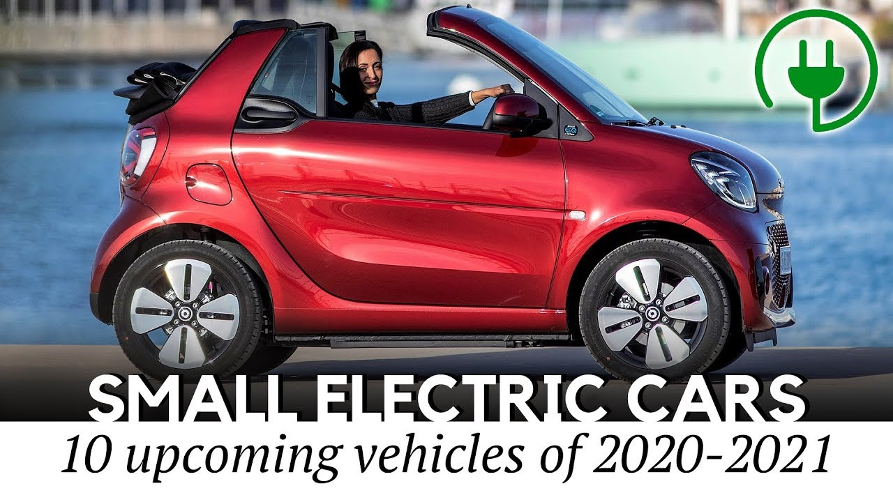 10 New Electric Cars that Have Everything You Need Despite Being Small