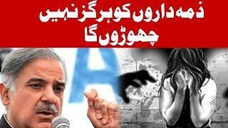 Zimah Daroon Ko Hargiz Nahin Choron Ga - Shahbaz Sharif -Press Conference