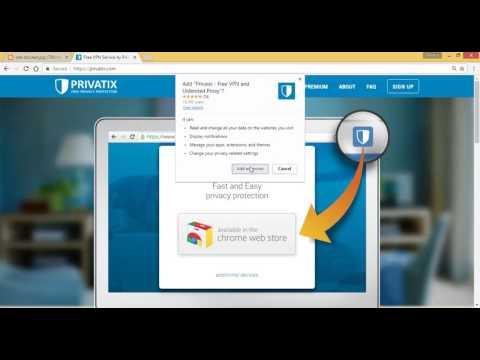 FREE VPN / PROXY by Privatix