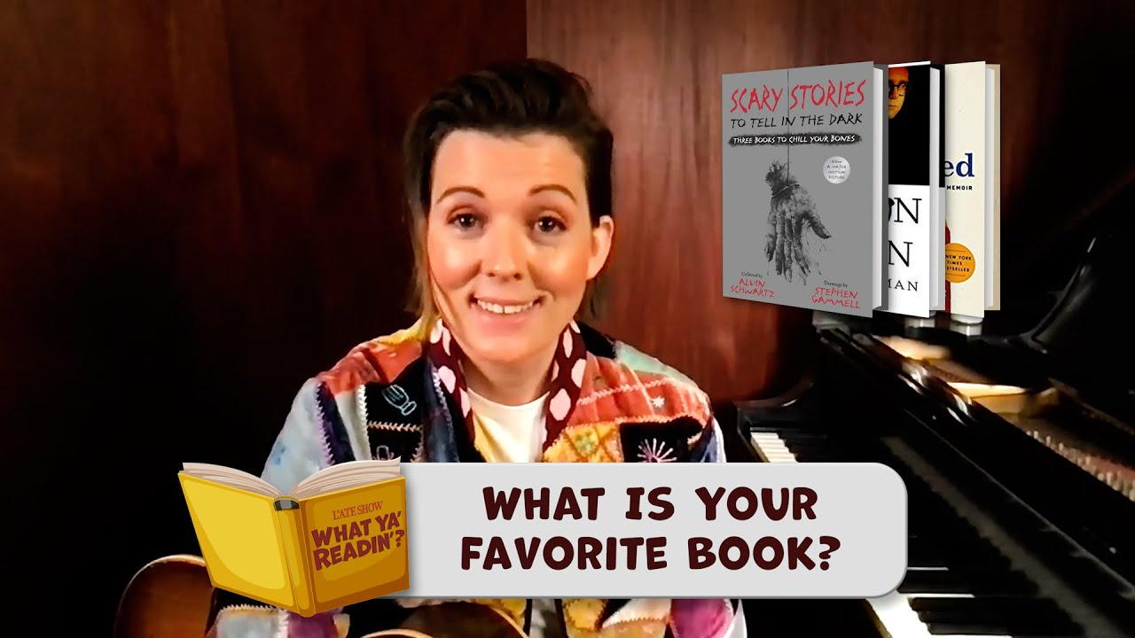 What Ya' Readin'? with Brandi Carlile