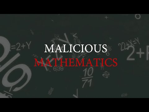 Rally For Rivers Pollution - Malicious Mathematics