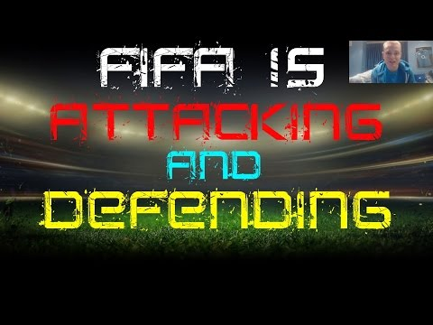 FIFA 15 Attacking and Defending Tips ! How to Defend Kick Off Running