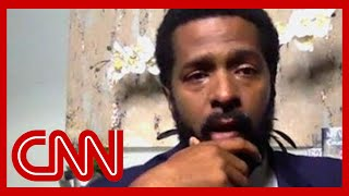 CNN commentator tears up over George Floyd's death: It's hard to be black in this country