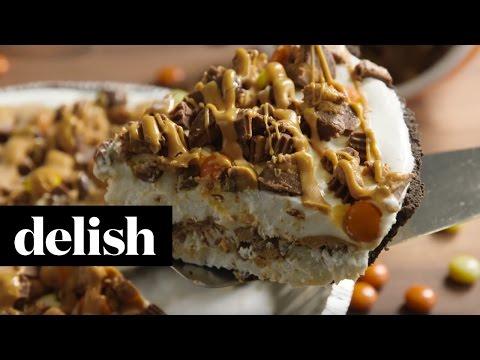 Reese's Ice Cream Pie | Delish