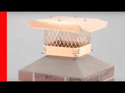 How to Install a Chimney Cap