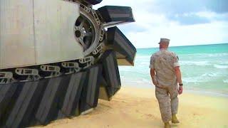 "US Testing a New $20 Million Gigantic Sea ""Tank"""