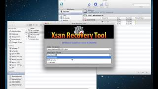 Xsan Recovery Tool