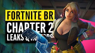 Fortnite Chapter 2 | Leaks and Insane Theories (Season 1)