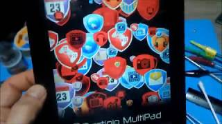 Дохлая Emmc Prestigio Pmp7280c Multipad 4 Ultra Quad 8.0 3g
