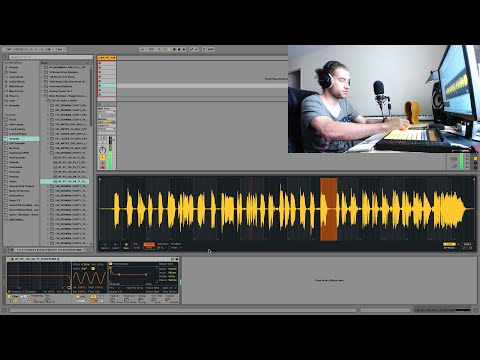 Chopping Up Vocals with Ableton's New Simpler (Live 9.5)