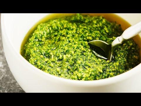 Cilantro Pesto Recipe - Show Me the Yummy