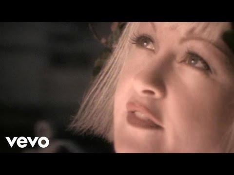 Cyndi Lauper - Sally's Pigeons