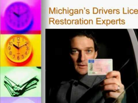Suspended License in Michigan