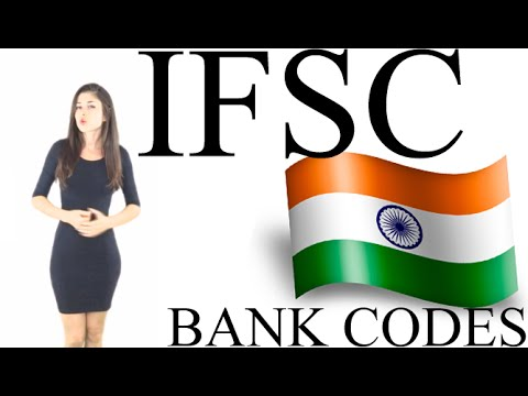 Find IFSC Bank Codes of India including SBI, HDFC and union