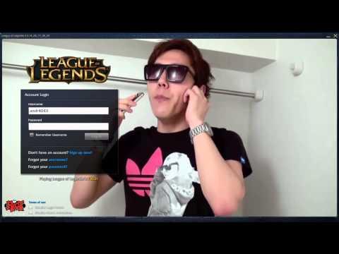 Mouth Dubstep - Custom Login Screen League of Legends