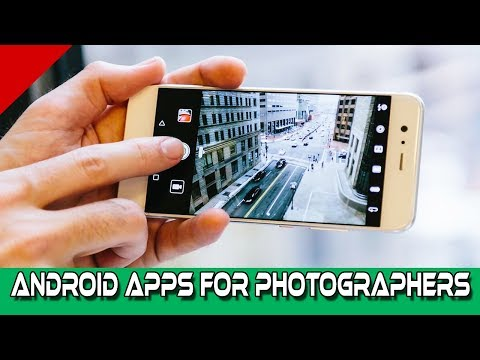 TOP 3 Android Apps for Photographers & Filmmakers 2017