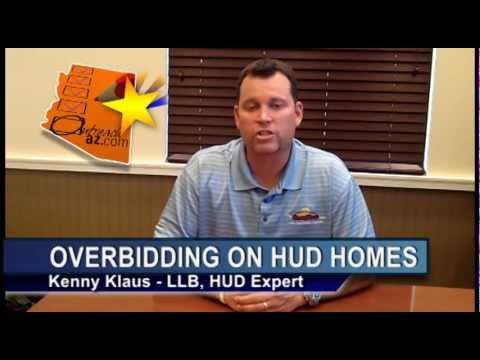 Overbidding on HUD Homes