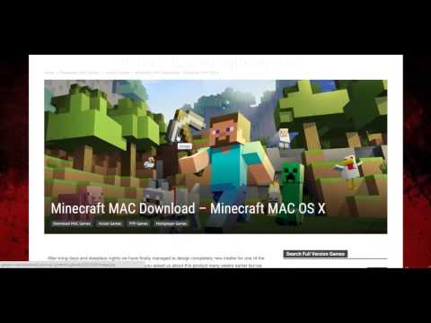 Minecraft MAC Download - Minecraft for MAC OS X Download for free!